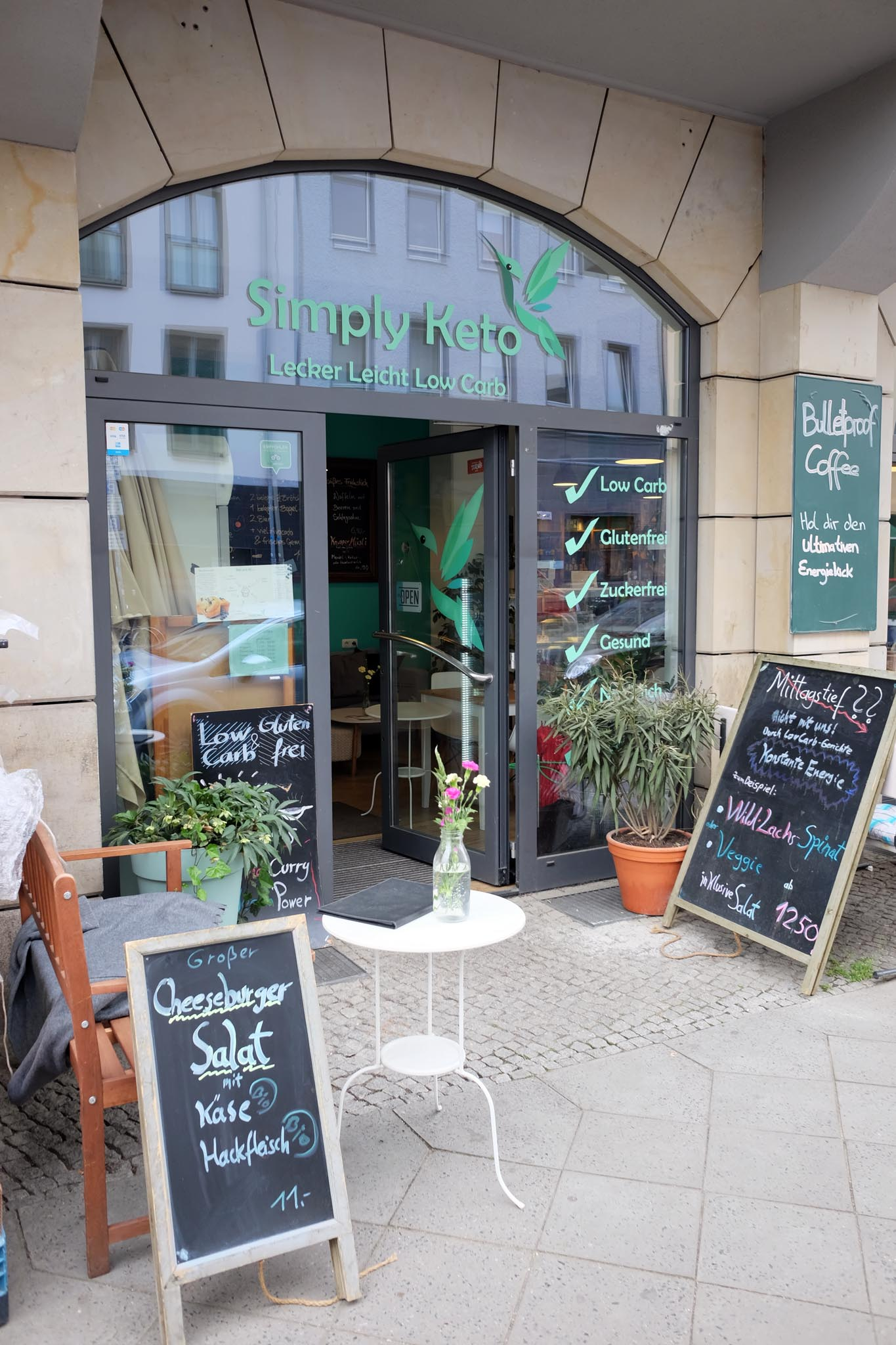 Simply Keto – Berlin